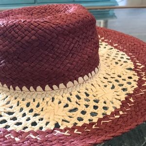 David and Young Straw Boater Hat NWOT 25256f8d2c66